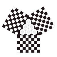 Шахматы на троих 1985 г. Todd L. Anderson, Craig L. Anderson