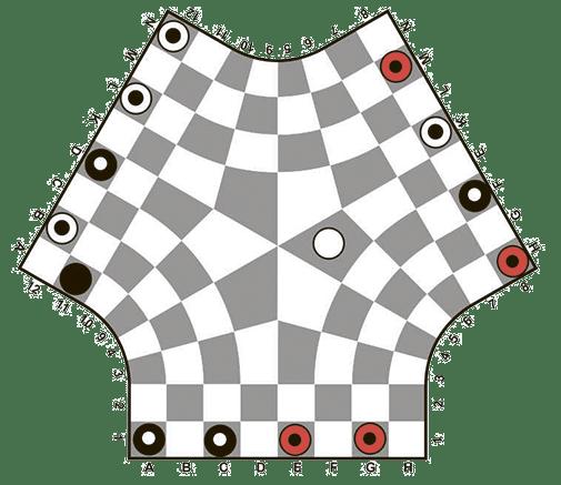 Кто победил при равенстве шашек