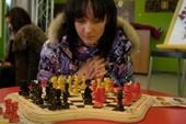 Второй турнир по шахматам на троих игроков