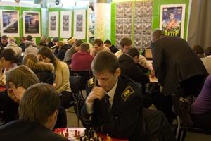 Открытый турнир по шахматам для троих игроков в СПб