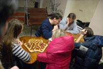 игра в шахматы для трёх в москве