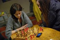 """Шахматная партия - Второй турнир по шахматам """"На троих"""" в Москве"""