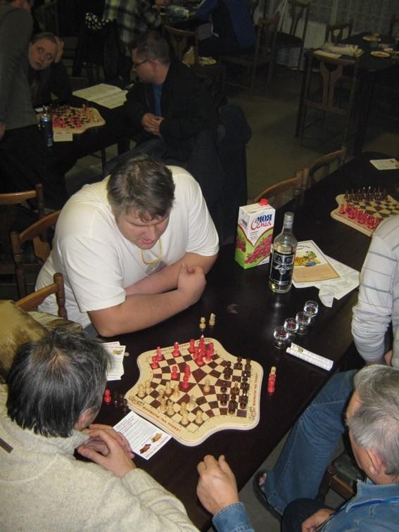 Победитель турнира в Репино